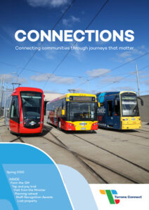 Connections newsletter cover spring 2020